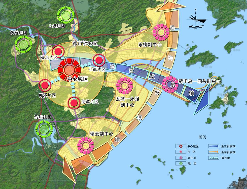 2013年定州市规划图